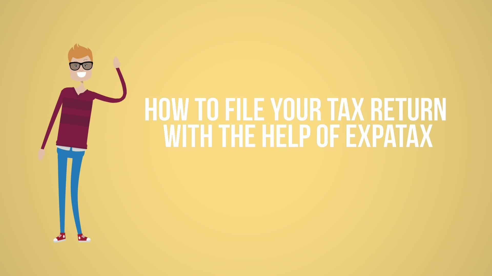 Tax in the Netherlands for expats: tax return, tax refund